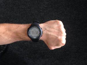 Povestea ceasului de cronometrat inotul Avram Iancu